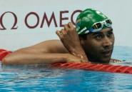 """Paralympiques: """"l'enfant requin"""" nage pour la gloire et pour sauver les squales"""
