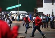 Zimbabwe: libération d'un des leaders de la fronde anti-Mugabe