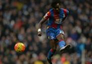 Crystal Palace: Pape Souaré absent quatre