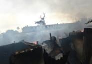 Nigeria: un incendie ravage une caserne de police