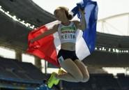 Paralympiques-2016: Nantenin Keita, la fille du chanteur Salif Keita, en or sur 400 m