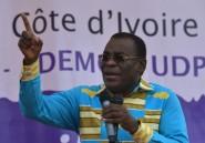 Côte d'Ivoire: l'opposition lance une campagne contre la nouvelle Constitution