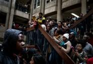 Afrique du Sud: manifestations sur des campus contre la hausse des frais universitaires