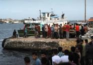Egypte: au moins 42 morts dans le naufrage d'un bateau de migrants