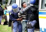 Afrique du Sud: manifestations violentes sur les campus