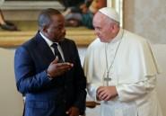 Le président de la RD Congo Joseph Kabila reçu par le pape François