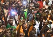 CAN-2017: Gabon, Côte d'Ivoire, Ghana et Algérie têtes de série