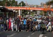 Afrique du Sud: l'agitation étudiante s'étend