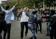 AFS: nouveaux heurts violents entre policiers et étudiants