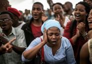 """Les """"enfants"""" de Mandela veulent """"décoloniser"""" la fac"""