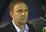 Mondial-2018/Qualifs: Algérie, le sélectionneur Milovan Rajevac limogé