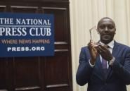 """Le journaliste vainqueur du prix Peter Mackler espère que le Burundi """"puisse être guéri"""""""