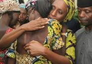 """Nigeria: la libération des """"filles de Chibok"""", illustration des divisions de Boko Haram"""