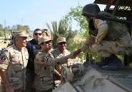Egypte: 12 soldats tués dans une attaque dans le Sinaï