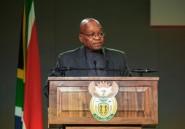 Afrique du Sud: la publication du rapport visant Zuma reportée