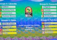 CAN-2017: l'Algérie dans un groupe compliqué avec le Sénégal et la Tunisie