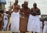 """Le Nigeria couronne un roi """"du XXIe siècle"""""""
