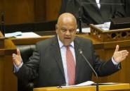 Afrique du Sud: le ministre des Finances lavé de tout soupçon de fraude