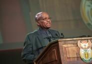 AfSud: Zuma demande