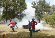Kenya: canons à eau contre manifestants dans les rues de Nairobi