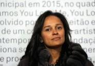 Angola: la fille du président défend sa nomination