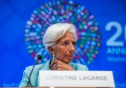 Le FMI lance une bouée de sauvetage financière