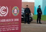 COP22: chefs d'Etats et de gouvernements arrivent