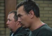Jeune Noir enfermé dans un cercueil: 2 Sud-africains blancs détenus