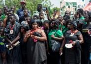 Le Ghana pleure sa reine mère, la reine des Ashantis