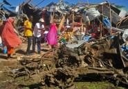 Somalie: au moins 8 tués par une voiture piégée
