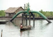 Nigeria: un groupe rebelle revendique l'attaque d'un oléoduc