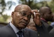 """Afrique du Sud: l'ANC rejette """"l'appel"""" à la démission de Jacob Zuma"""