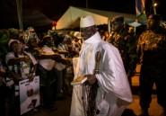 Présidentielle en Gambie: le pouvoir de Yahya Jammeh face aux urnes