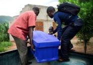 A Kasese, la recherche de familles ougandaises pour leurs disparus