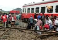 Train déraillé au Cameroun: plainte contre une filiale de Bolloré