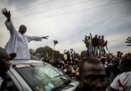 Gambie: Jammeh reconnaît sa défaite face