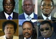 La longévité politique des chefs d'État africains