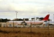 L'ancien avion A340 de Ben Ali vendu