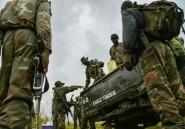 RD Congo: nouveaux affrontements entre forces de sécurité et une milice