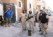 Libye: dans Syrte repris, la traque aux derniers jihadistes