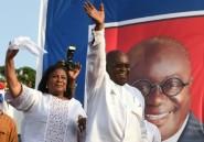 Présidentielle au Ghana: l'opposition retente sa chance