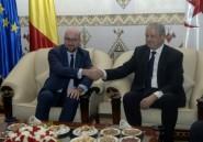 Alger salue la coopération avec la Belgique sur les migrants