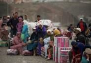 Maroc: près de 400 migrants forcent la frontière