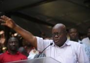 Ghana: l'opposant creuse son avantage, toujours pas de résultats