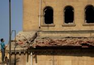 Le Caire: des survivants hébétés après un carnage dans une église