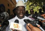 Gambie: une mission pour convaincre Jammeh de quitter le pouvoir