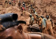Eboulement dans une mine d'or de l'est de la RDC : au moins 20 morts