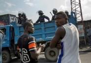 Tirs nourris d'armes à Lubumbashi en RDC
