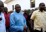 """Présidentielle en Gambie: la victoire de Barrow est """"définitive"""""""