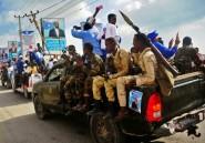 Somalie: les parlementaires élus prêtent serment